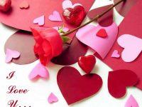 i love u heart wallpaper image download hd free
