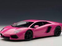 pink lamborghini aventador scale photos