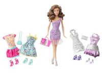 Exclusive Barbie Doll Clothing Set Party Time