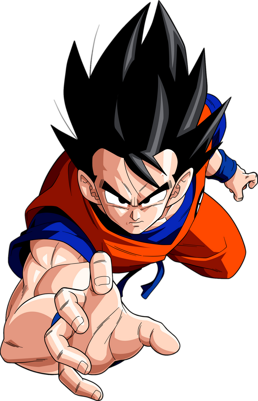 Render Dragon Ball Z Goku Wallpaper Hd Wallpaper