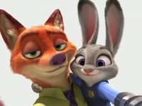 Zootopia Selfie photos