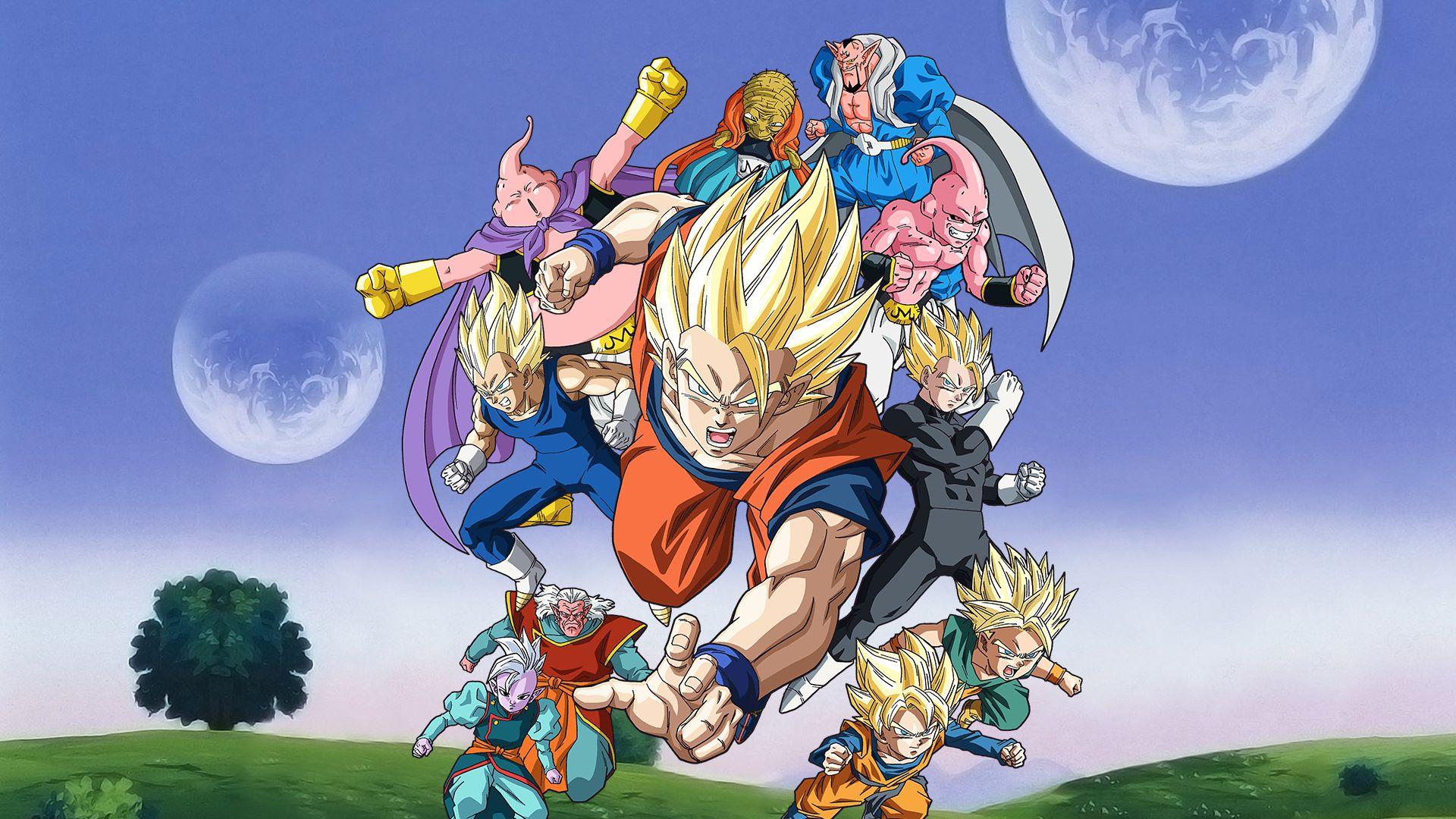 Dragon Ball Super Cover Photo Hd Wallpaper