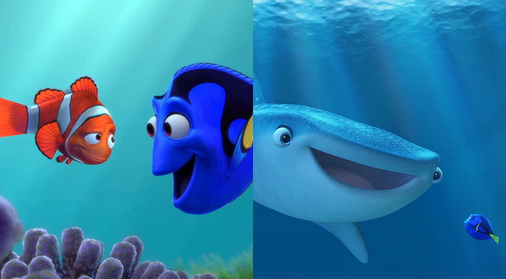 Finding Dory Nemo Photos