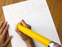 Big ideas funny hd wallpaper