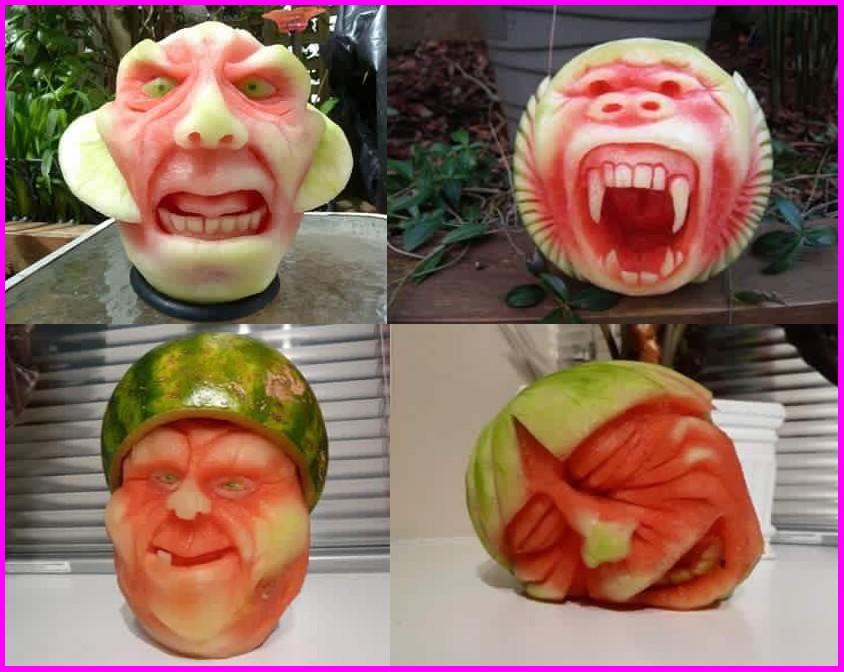 Funny Watermelon wallpaper hd