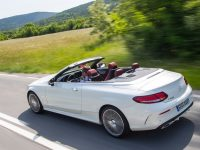 2017 Mercedes Benz C Class Cabriolet wallpapers