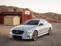 2017 Mercedes Benz E class wallpapers