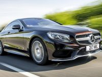 Black Mercedes s class hd wallpapers