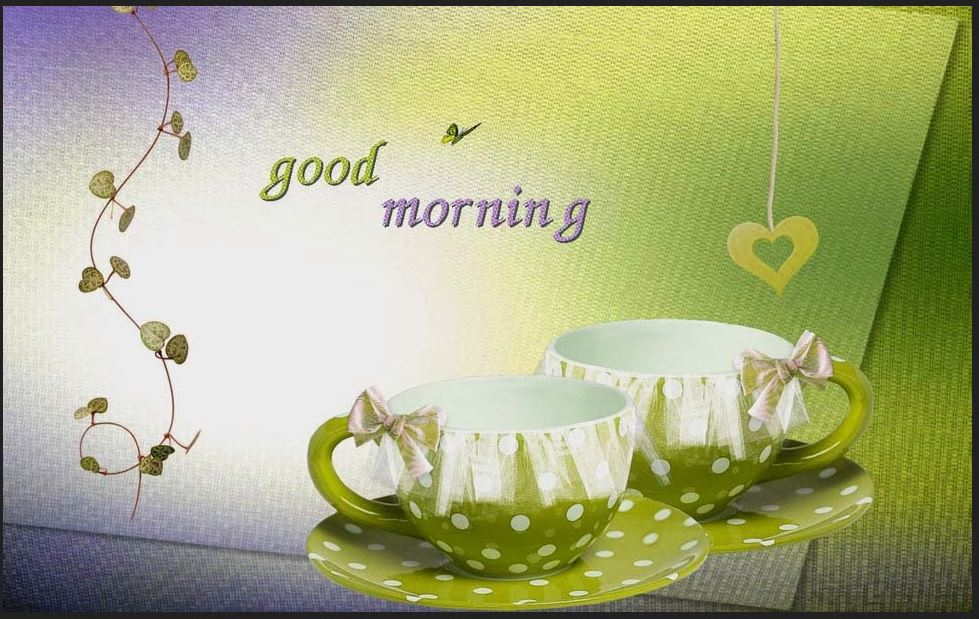 Cool Good Morning Wallpapers With Coffee Hd Hd Wallpaper