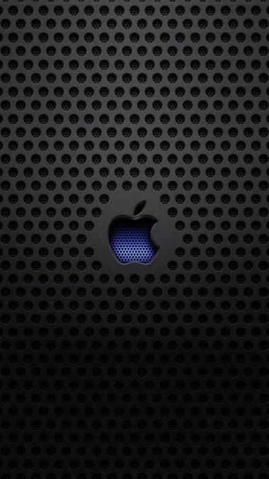 Black HD iphone7 wallpaper
