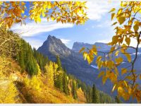 Autumn mountain wallpapers