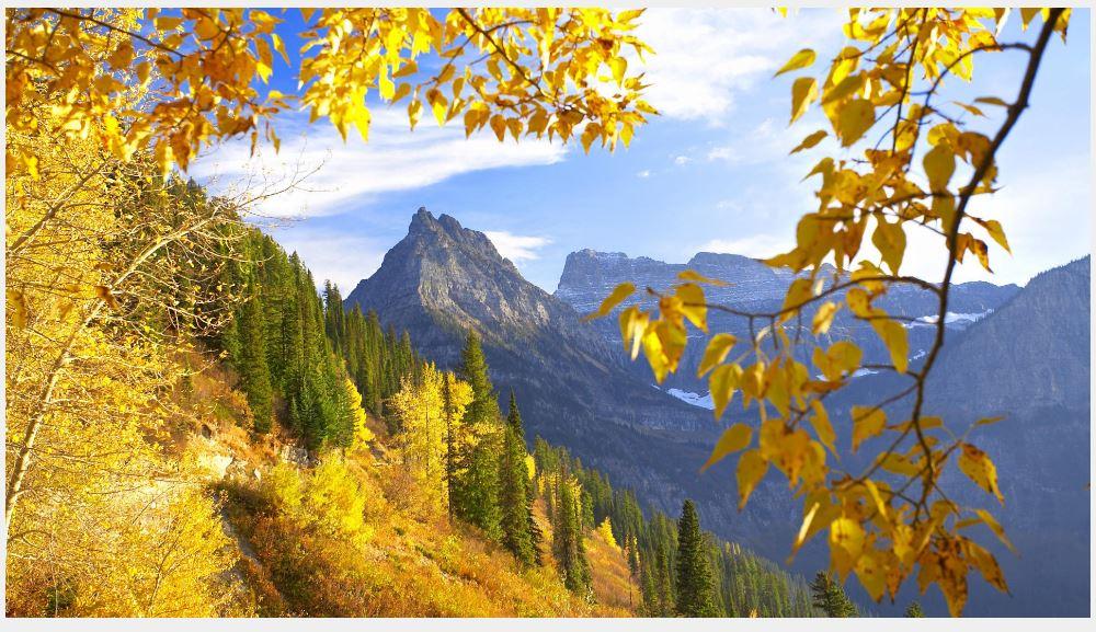Autumn Mountain Wallpapers Hd Wallpaper