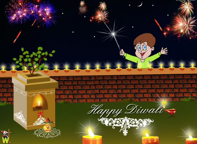 Diwali Rangoli Wallpapers Hd Wallpaper