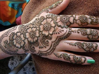 New mehndi designs images