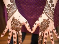 Step by step mehndi designs-images