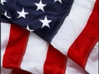US flag iphone background