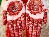 arabic Henna design