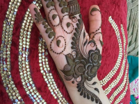 arabic mehndi designs easy