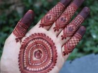arabic mehndi designs simple and easy