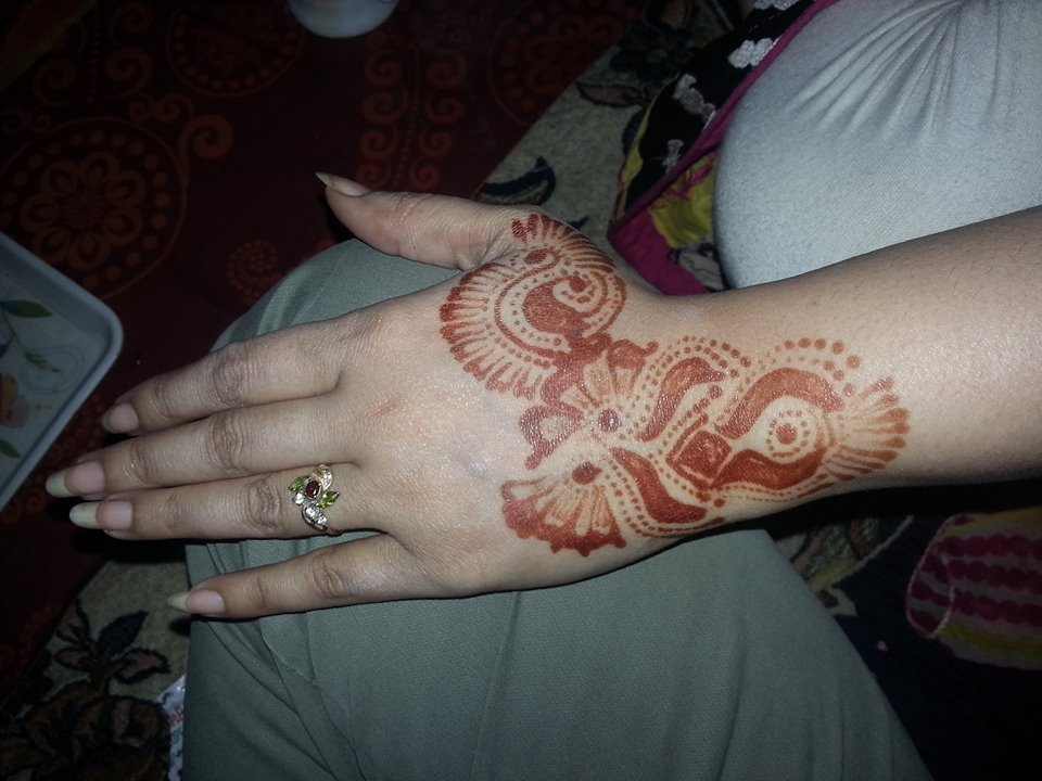 Beautiful mehndi designs latest style
