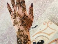 Canada mehndi designs latest style