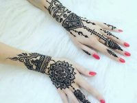 Cool henna designs latest style