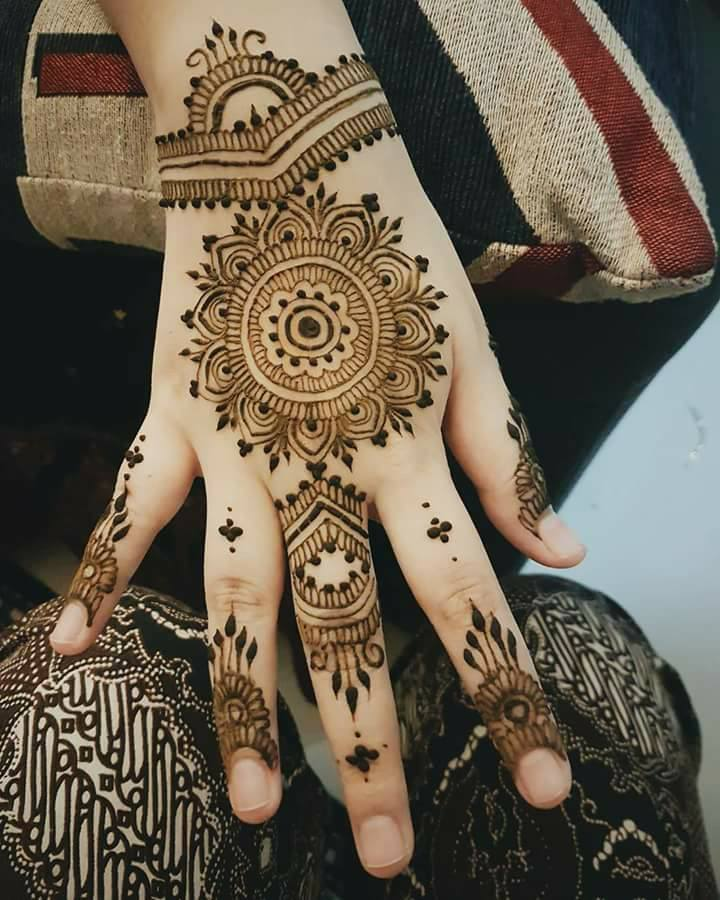 Cool henna designs for party