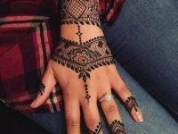 Cool henna designs for wedding