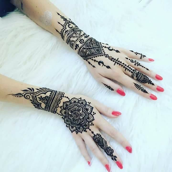 Cool Henna Designs Latest Style HD Wallpaper
