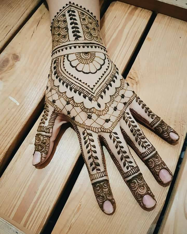 Indian mehndi design images download