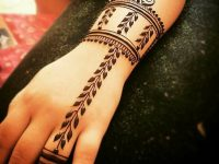 Local mehndi designs