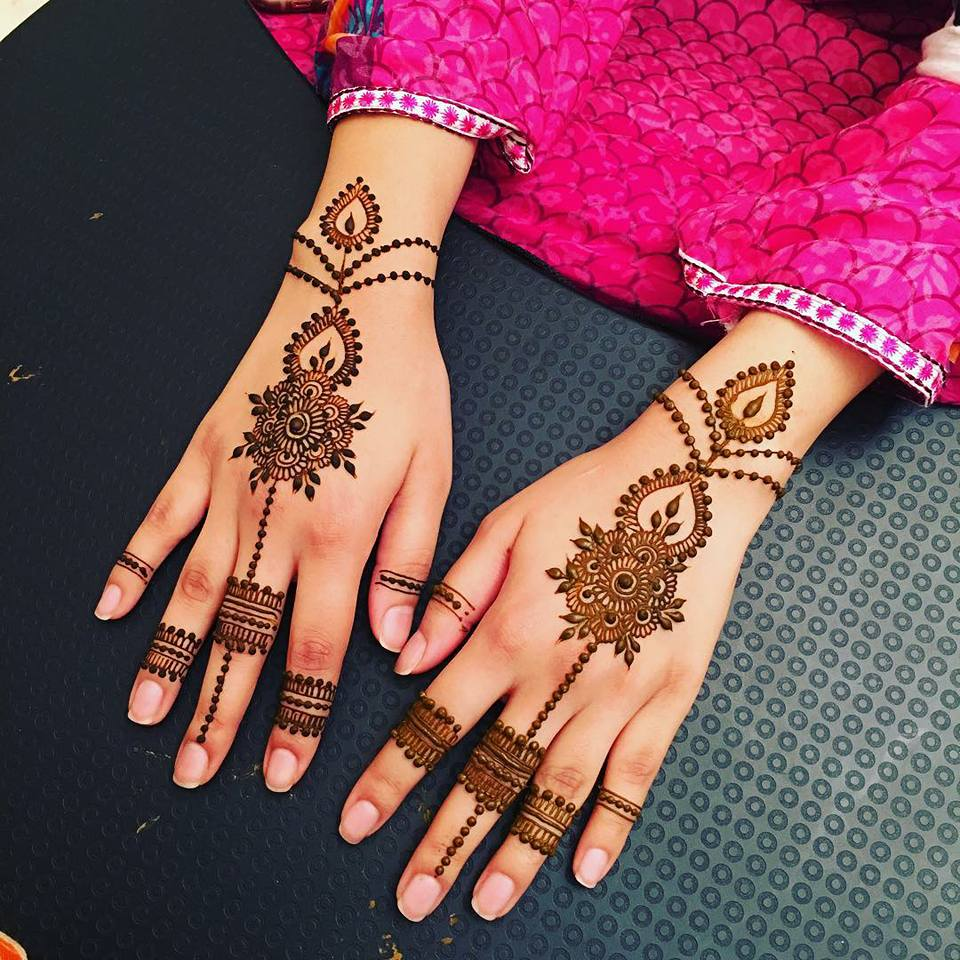 Mehndi design 2017 new model - Mehndi Designs 2017 New Style