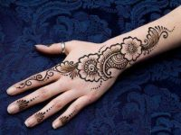 Mehndi designs images back side hand