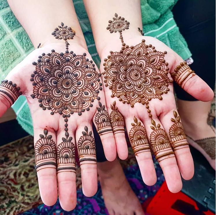 mehndi designs traditional henna art