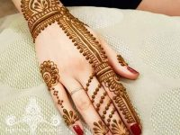 New Simple Mehndi Designs Images PDF Free Download
