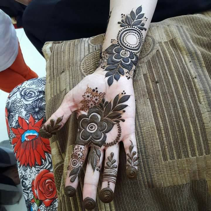 usa mehndi designs