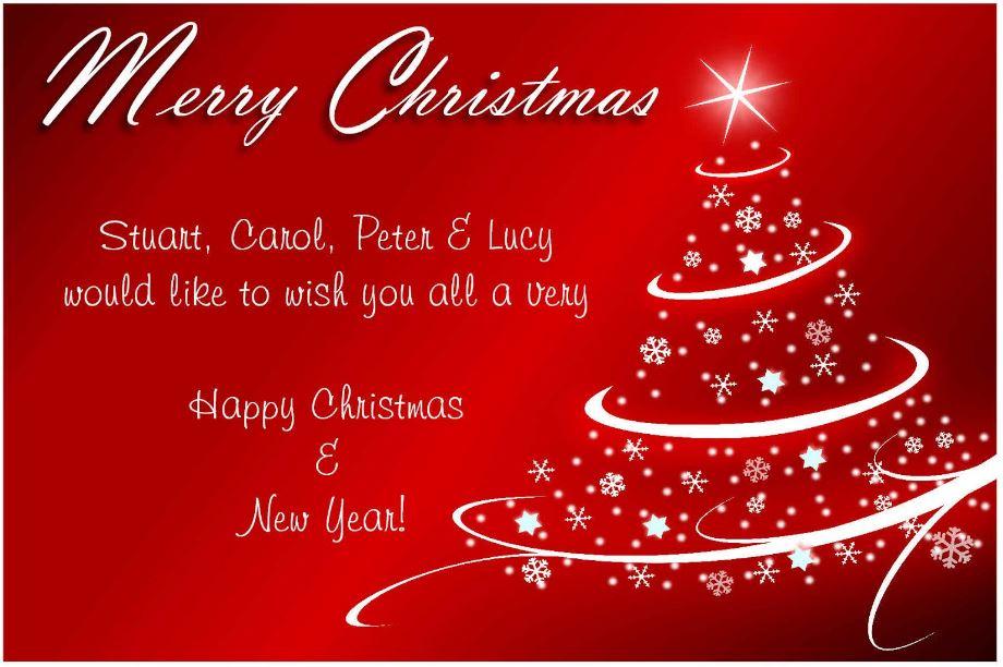 Handmade Christmas card images