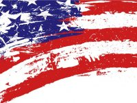 American flag free images