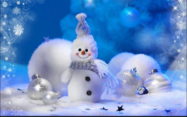 cute snowman wallpaper hd free wallpaper