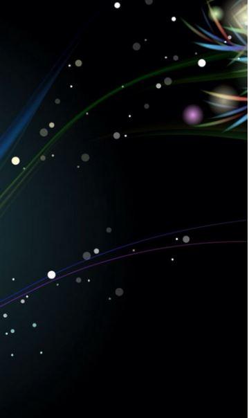 Download Black Iphone wallpaper