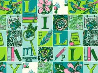 HD Lilly pulitzer wallpaper