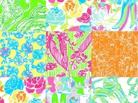 Lilly Pulitzer carson Wallpaper