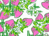 Lilly Pulitzer cremefra Wallpaper