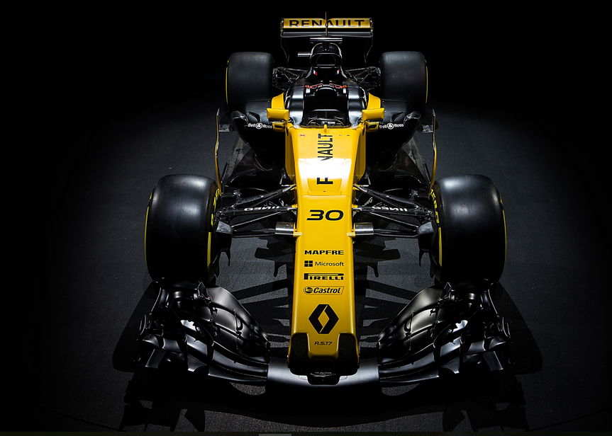 Renault Sports F1 Wallpaper