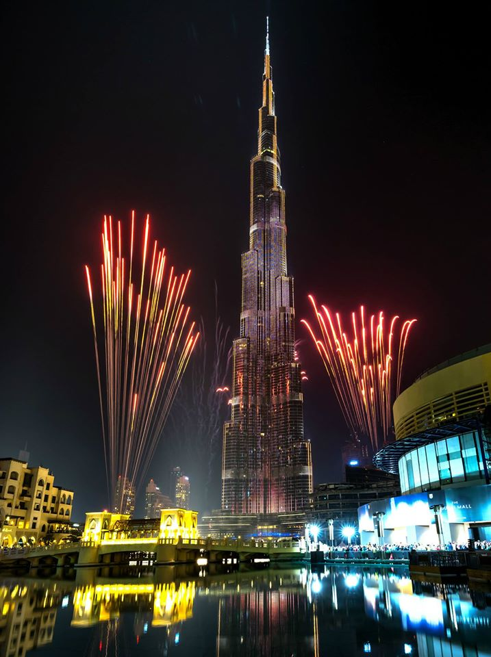 Beautiful Burj Khalifa wallpaper