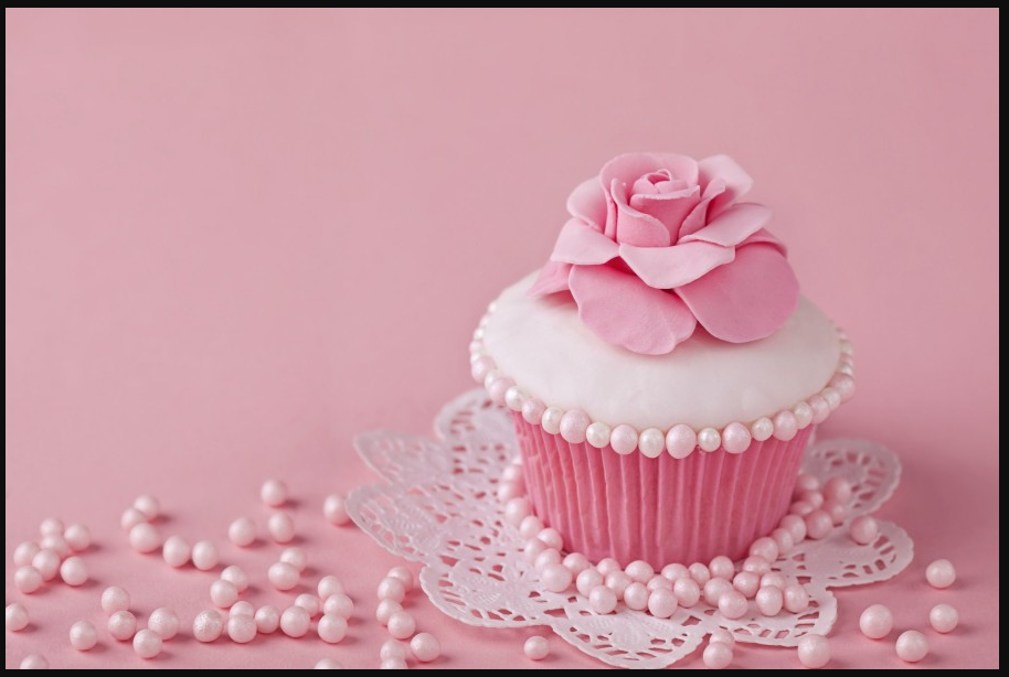 Cute Pink Birthday Cakes
