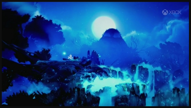 Ori And The Blind Forest Hd Wallpaper: ORI And The Blind Forest Wallpaper HD Free Dwonload