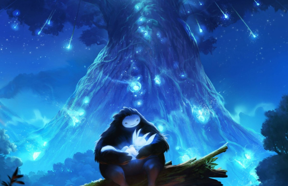 ori and the blind forest wallpaper engine