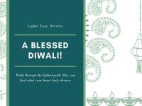 new diwali greeting cards images