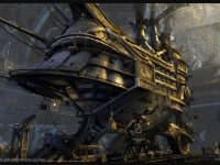 Steampunk Wallpaper Background and Wall Collection HD